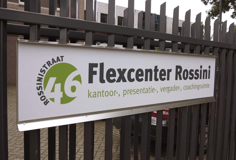 flexcenter rossini oss kantoorruimte presentatieruimte vergaderruimte coachingruimte
